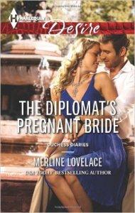 diplomat's pregnant bride