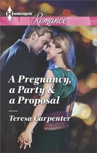 a pregnancy a party a proposal